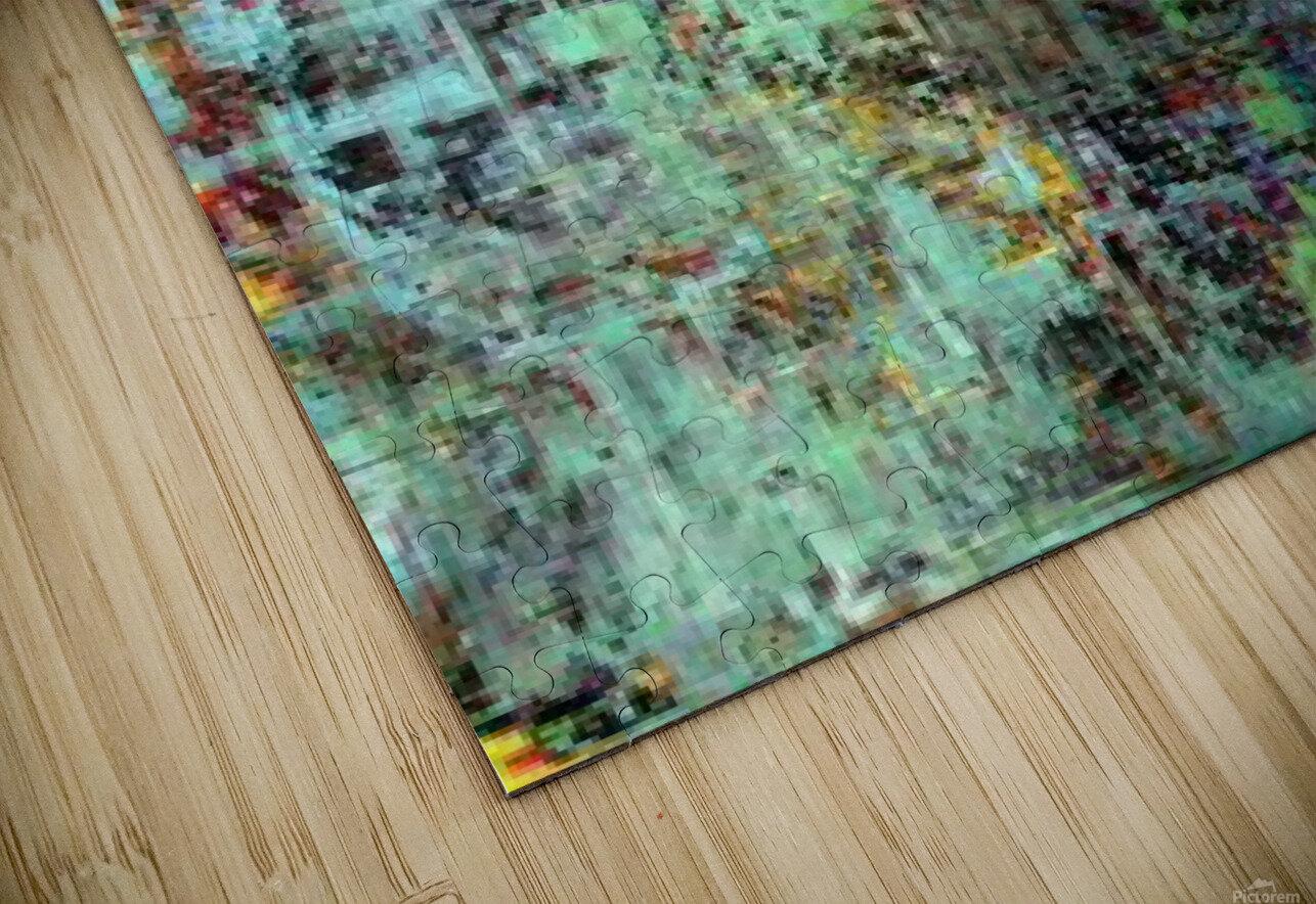 Mint Julep HD Sublimation Metal print