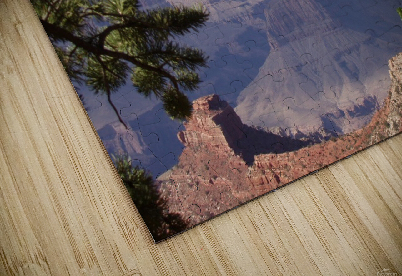 Grand Canyon Photo HD Sublimation Metal print