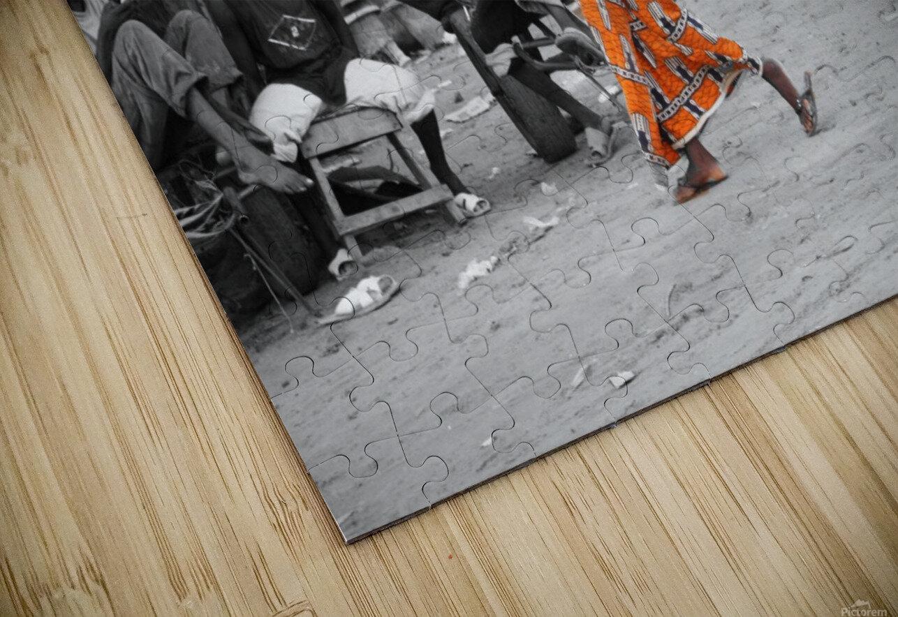 Senegal Impression de sublimation métal HD