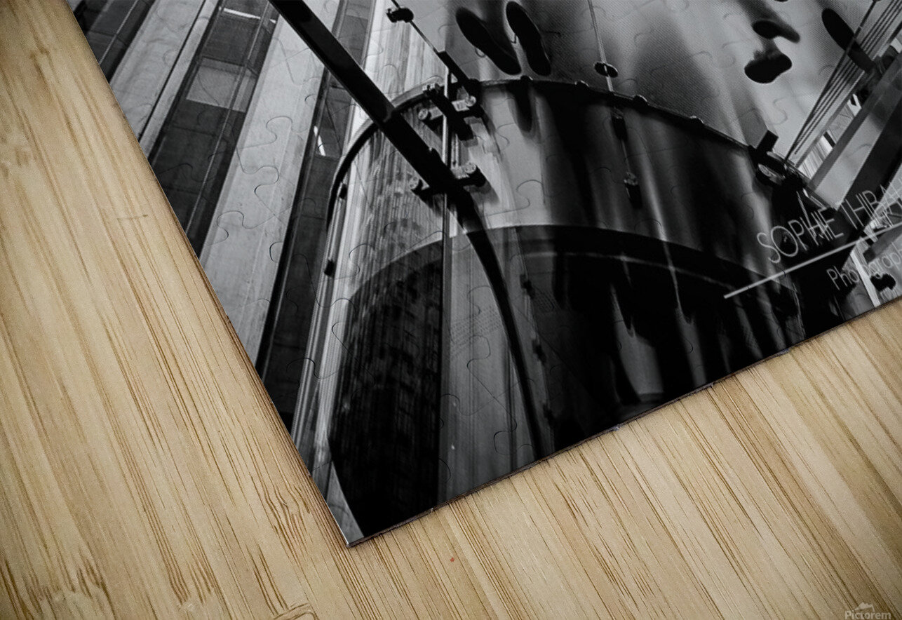 Apple Store HD Sublimation Metal print