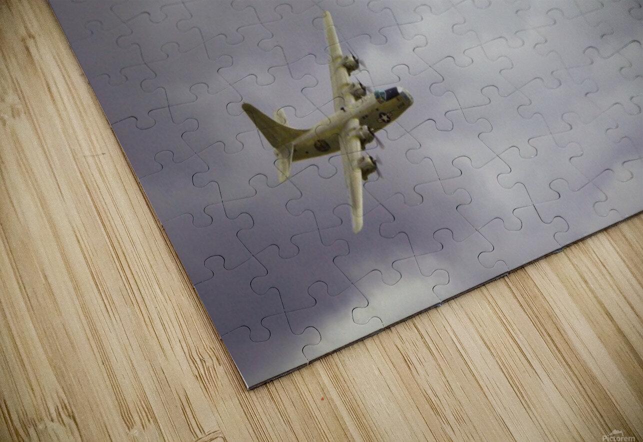 Flyingwarbird HD Sublimation Metal print
