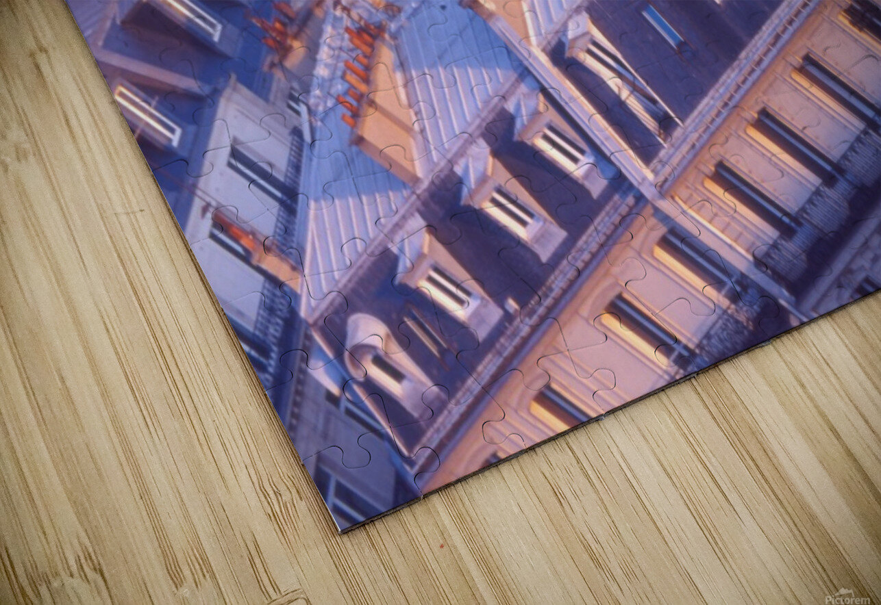 PRINTEMPS APRESMIDI HD Sublimation Metal print