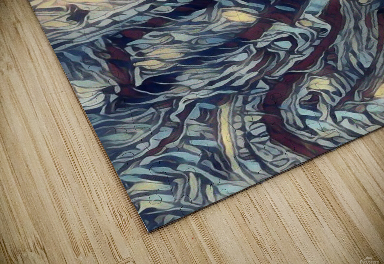 longers  HD Sublimation Metal print