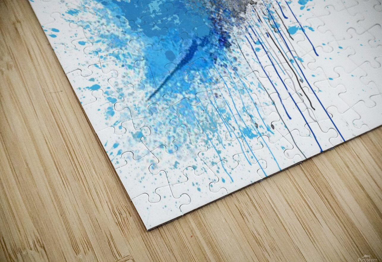 dauphin HD Sublimation Metal print