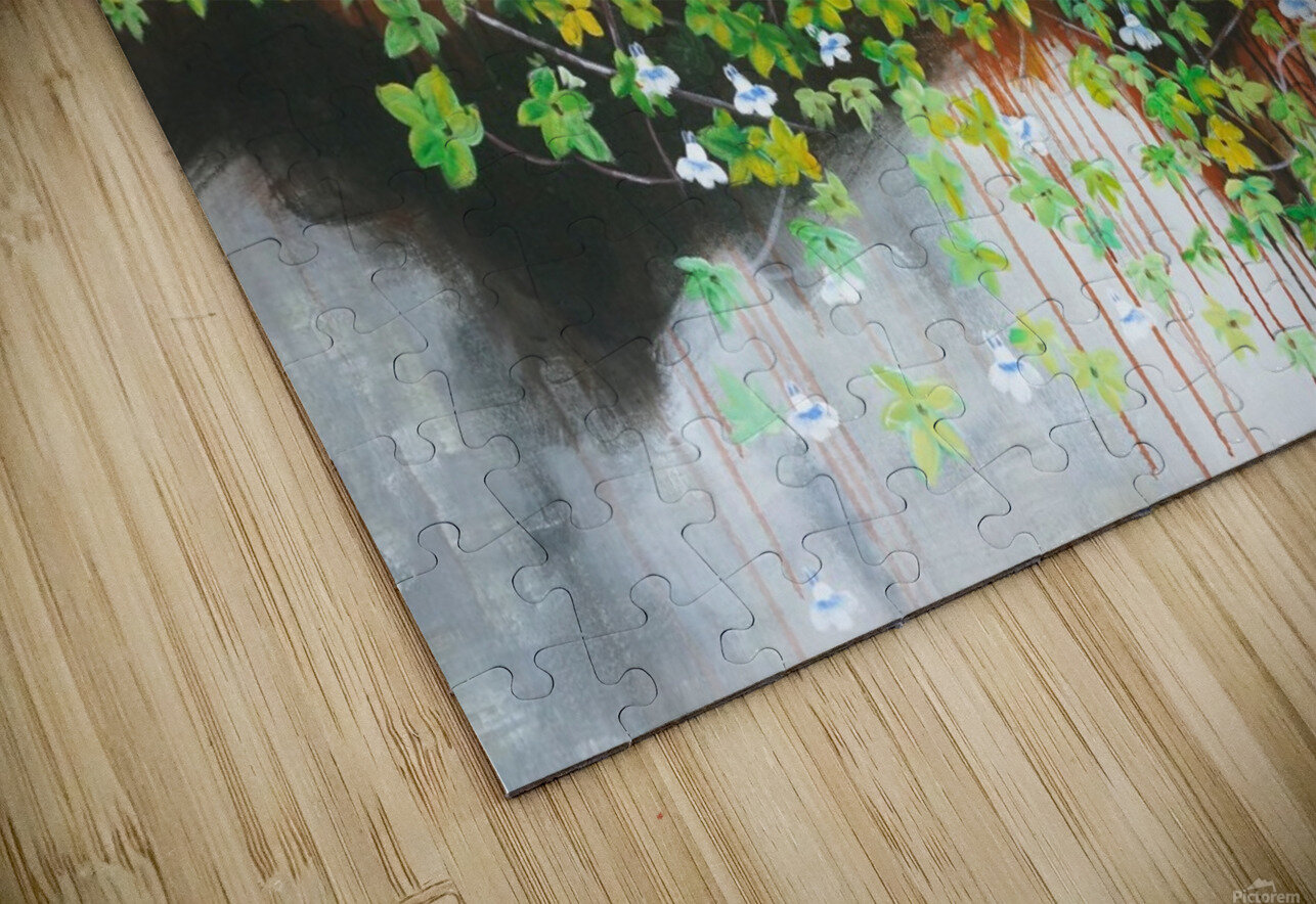Rift HD Sublimation Metal print
