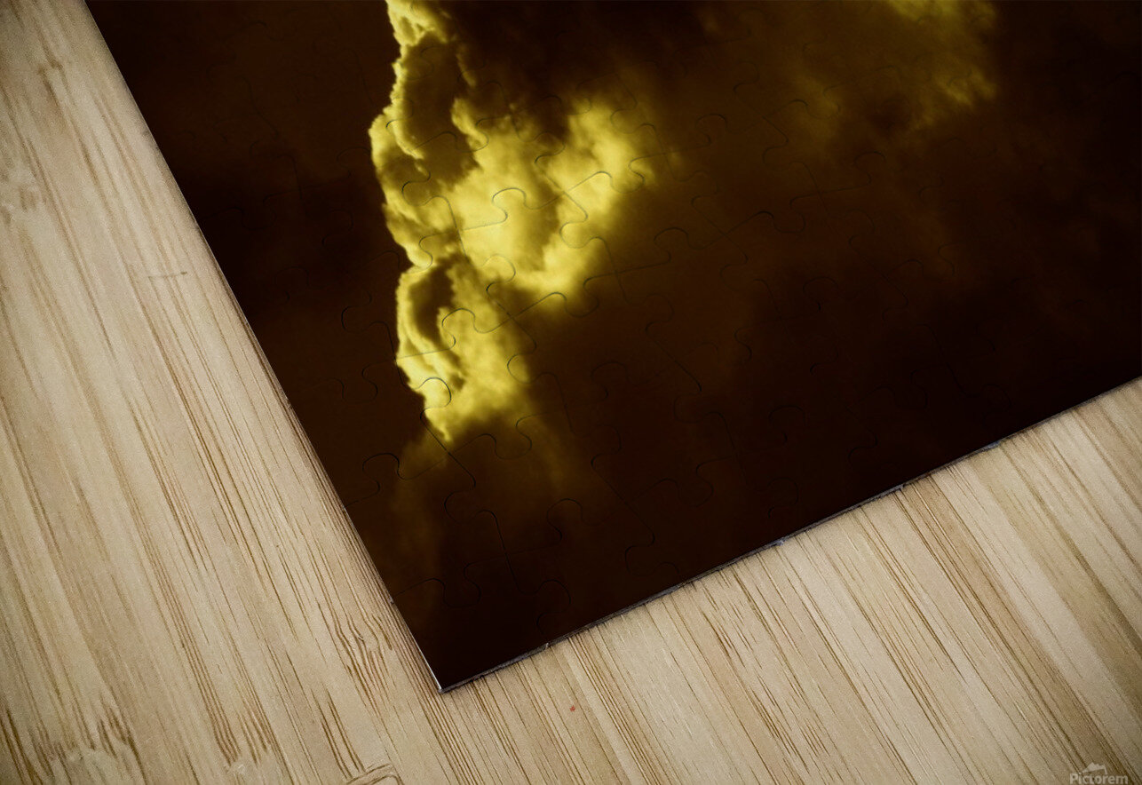A (5) HD Sublimation Metal print