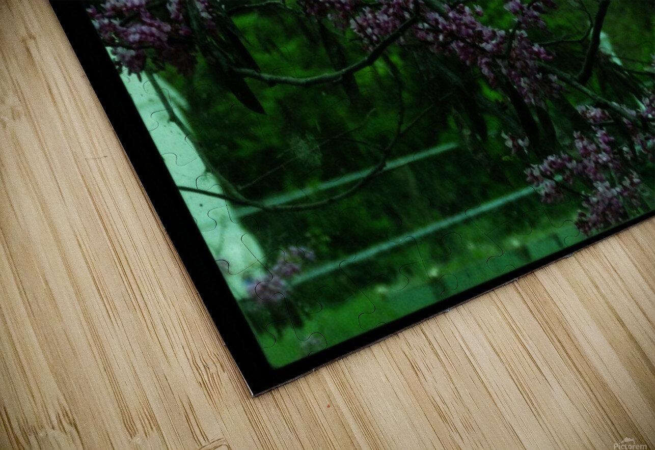 A (15) HD Sublimation Metal print