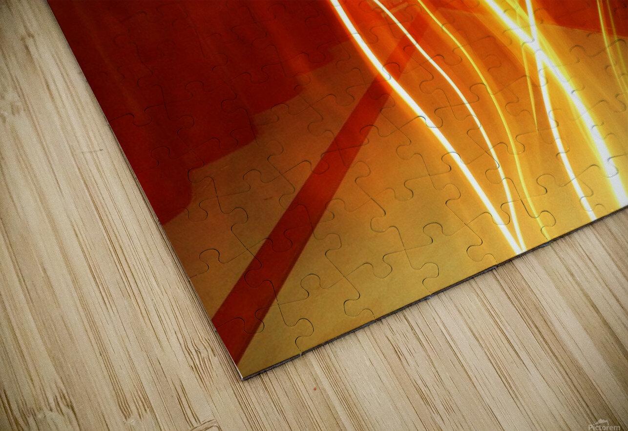 B (7) Impression de sublimation métal HD