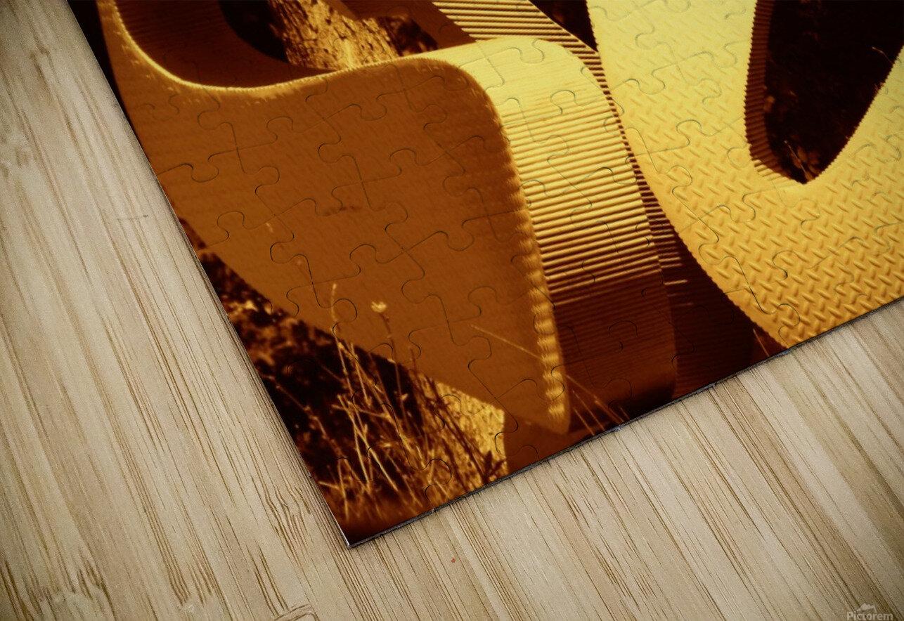G (11) Impression de sublimation métal HD