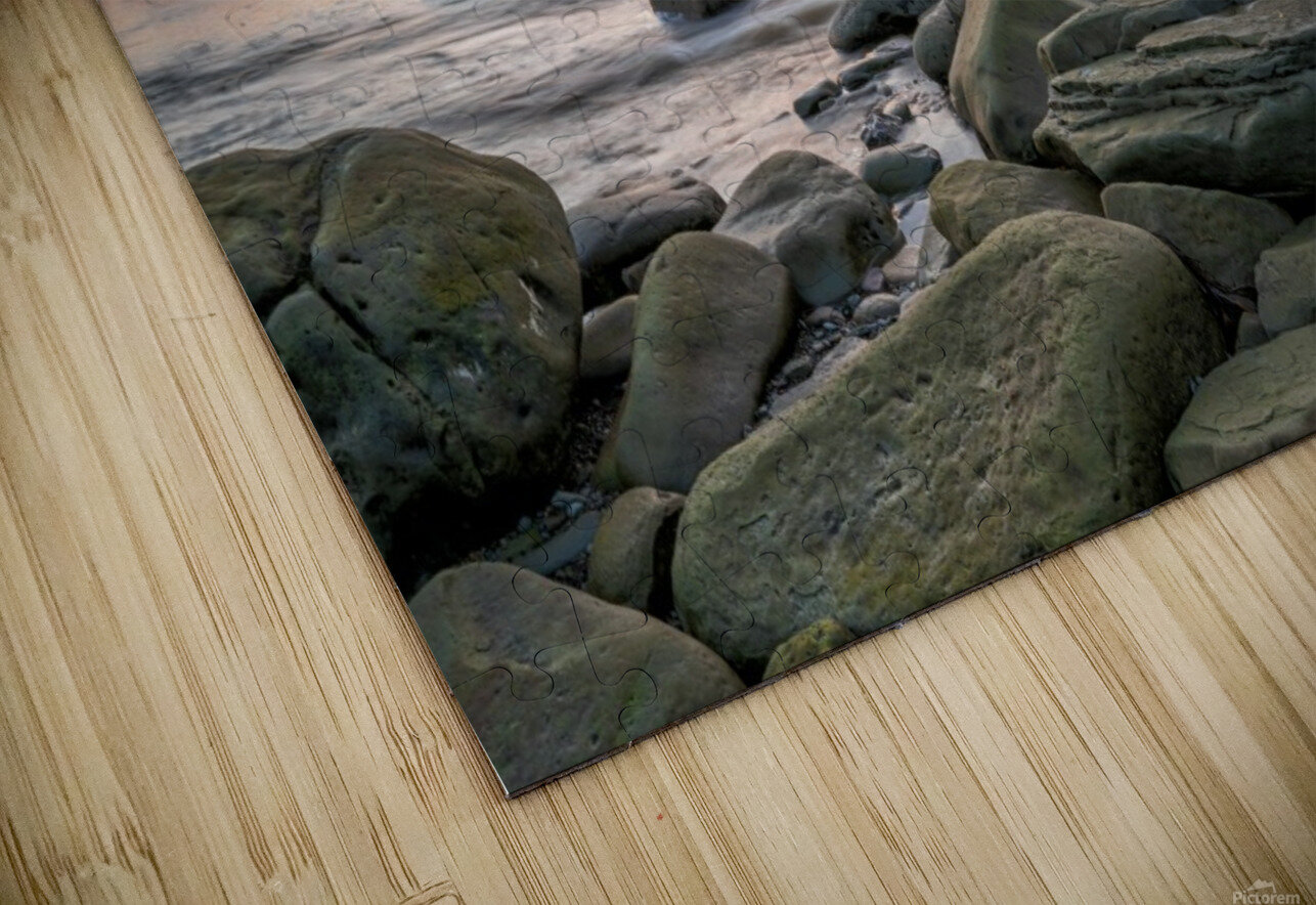 The Big Rock HD Sublimation Metal print