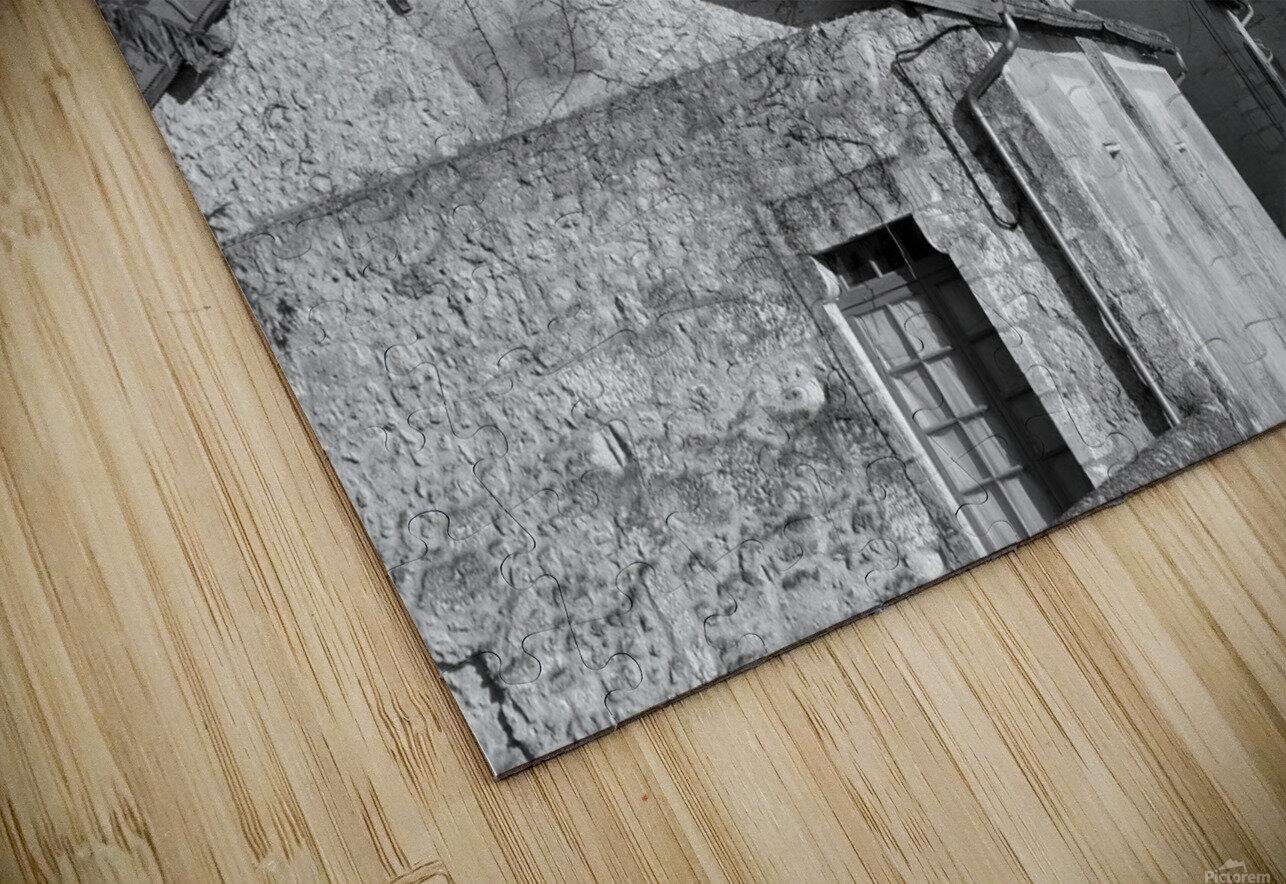 Bourdeilles Dordogne SW France HD Sublimation Metal print