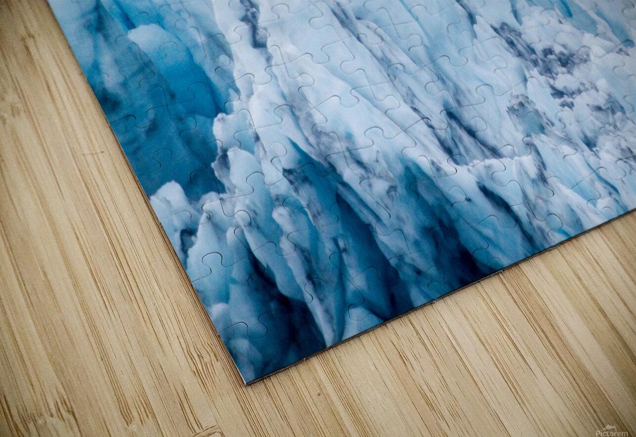 Alaska Gifts - Glacier Photographs Impression de sublimation métal HD