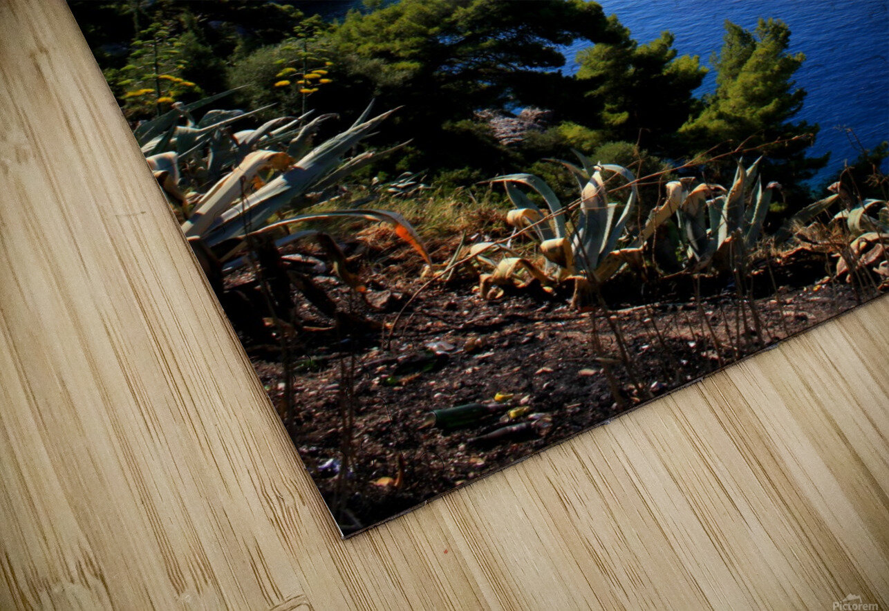 D U B R O V N I K - Croatia HD Sublimation Metal print