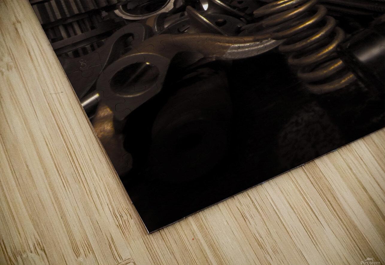 Whiskey Art Moto HD Sublimation Metal print