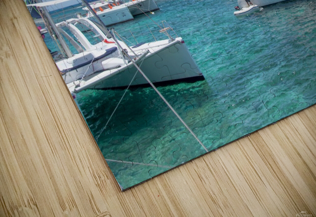 1 66 HD Sublimation Metal print