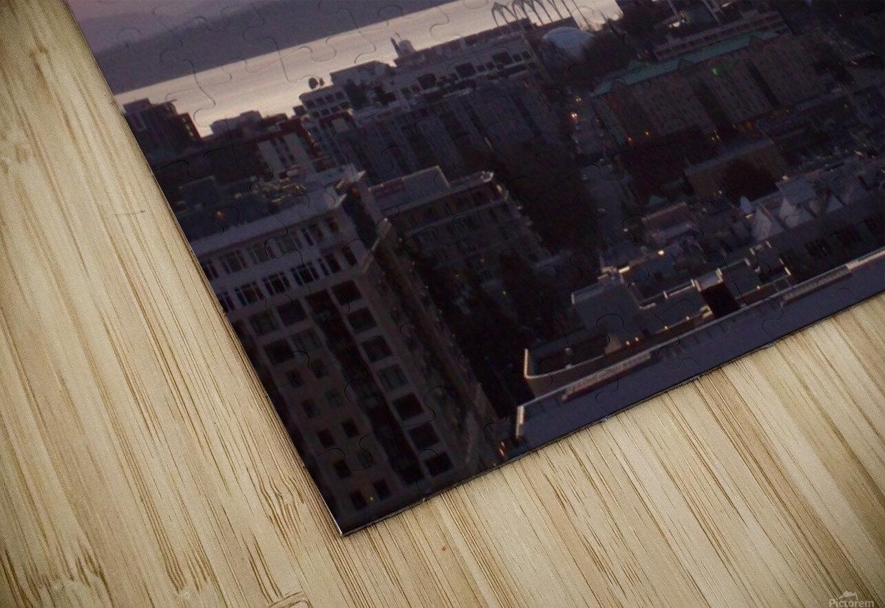100_1064 HD Sublimation Metal print