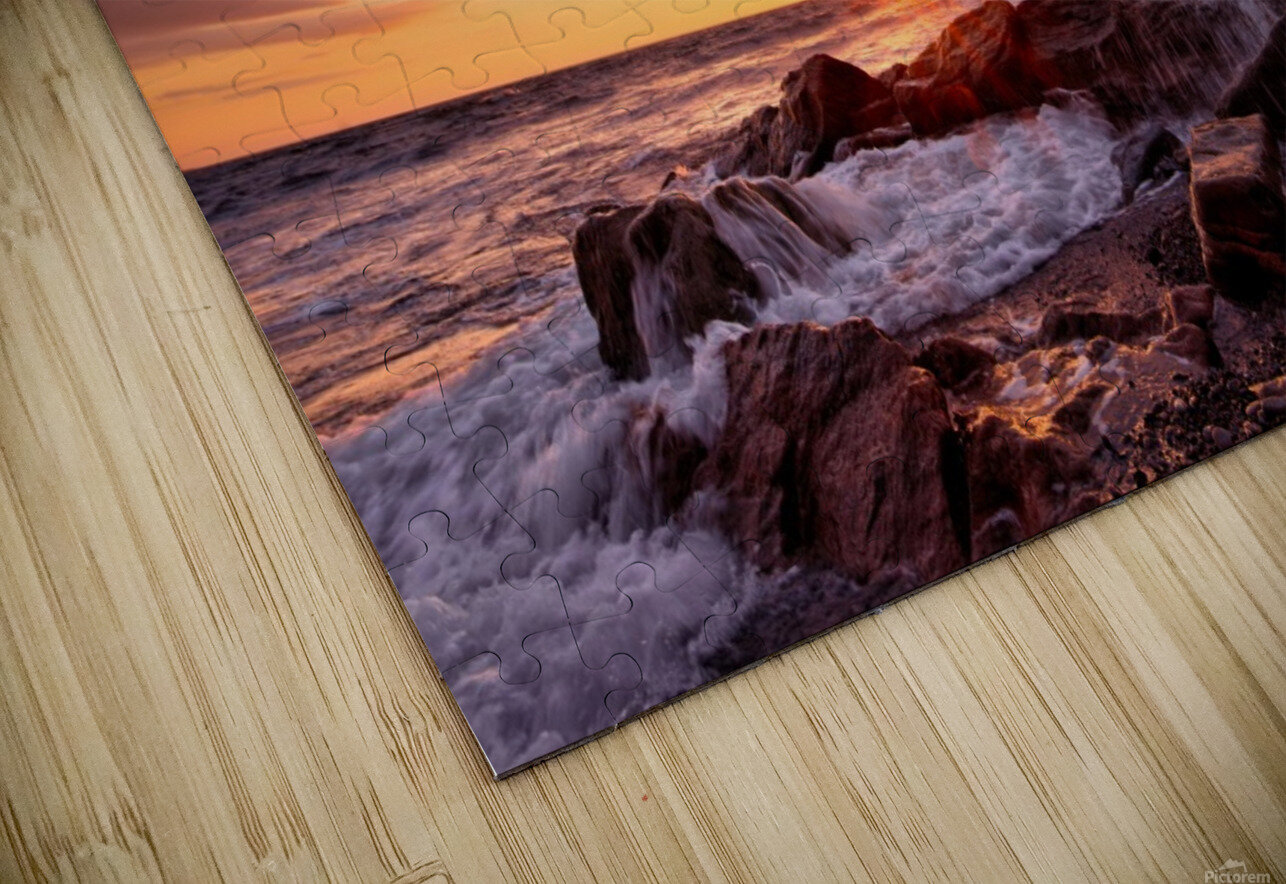 Awash HD Sublimation Metal print