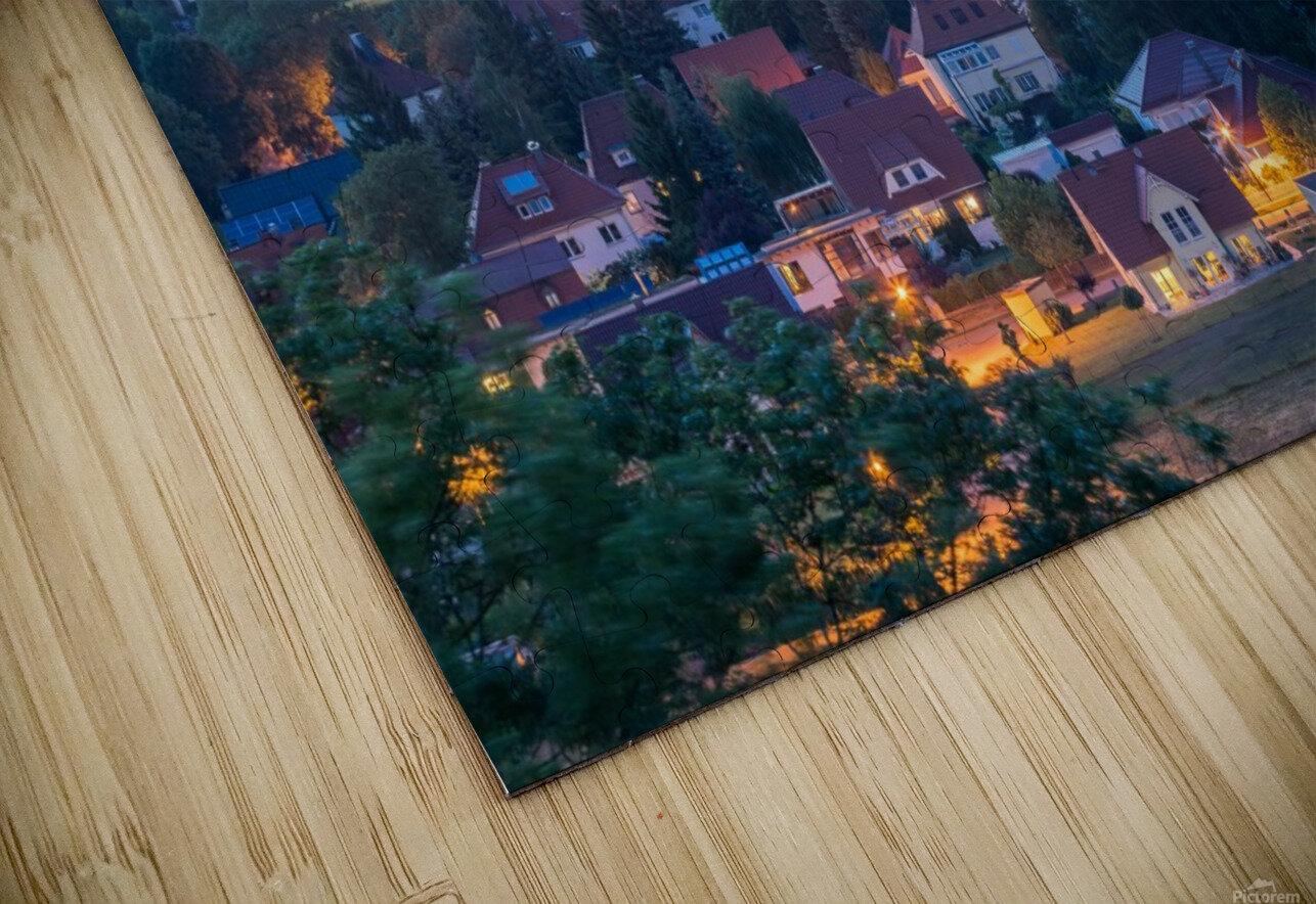 Halberstadt HD Sublimation Metal print