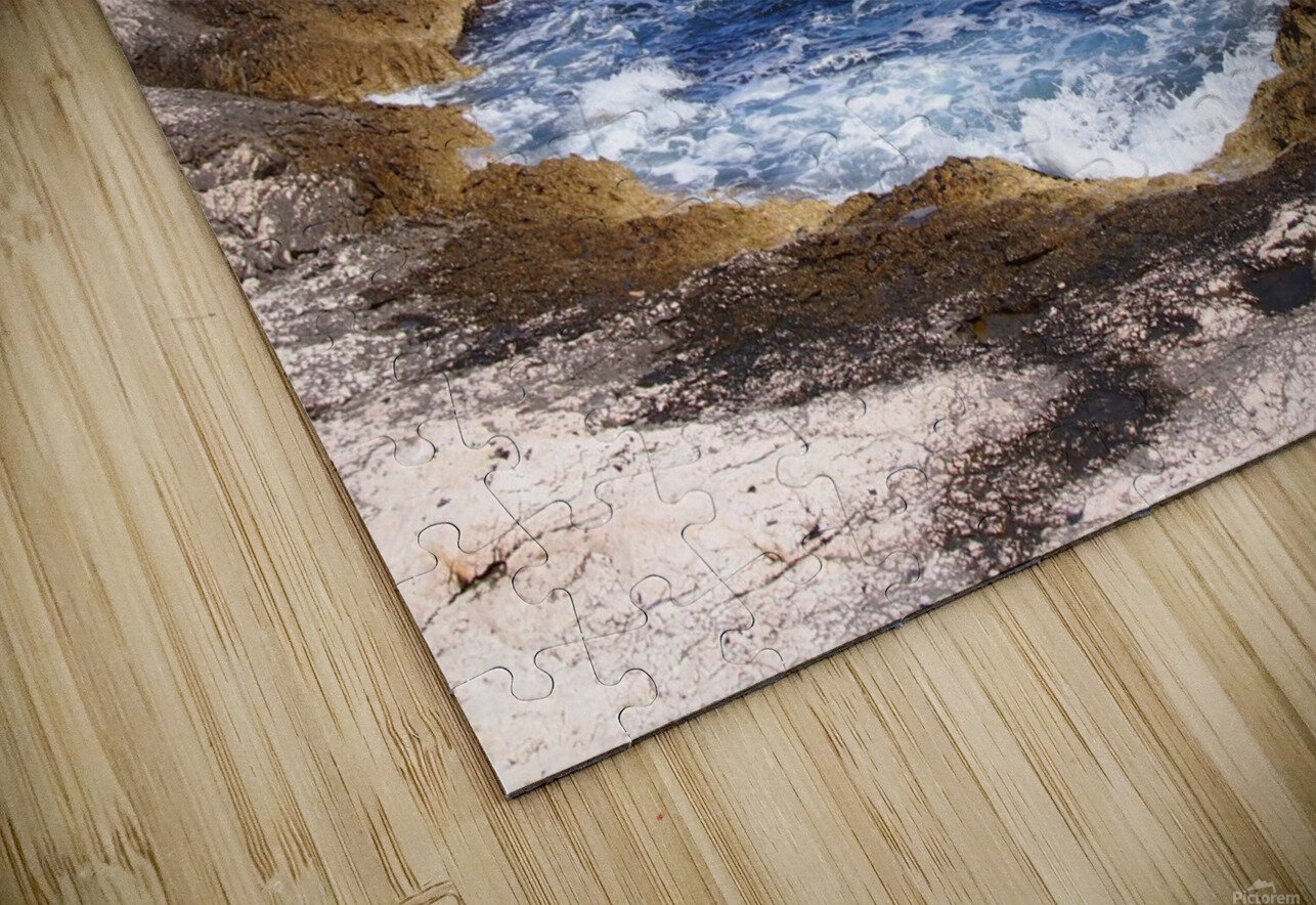 Turning Tide HD Sublimation Metal print