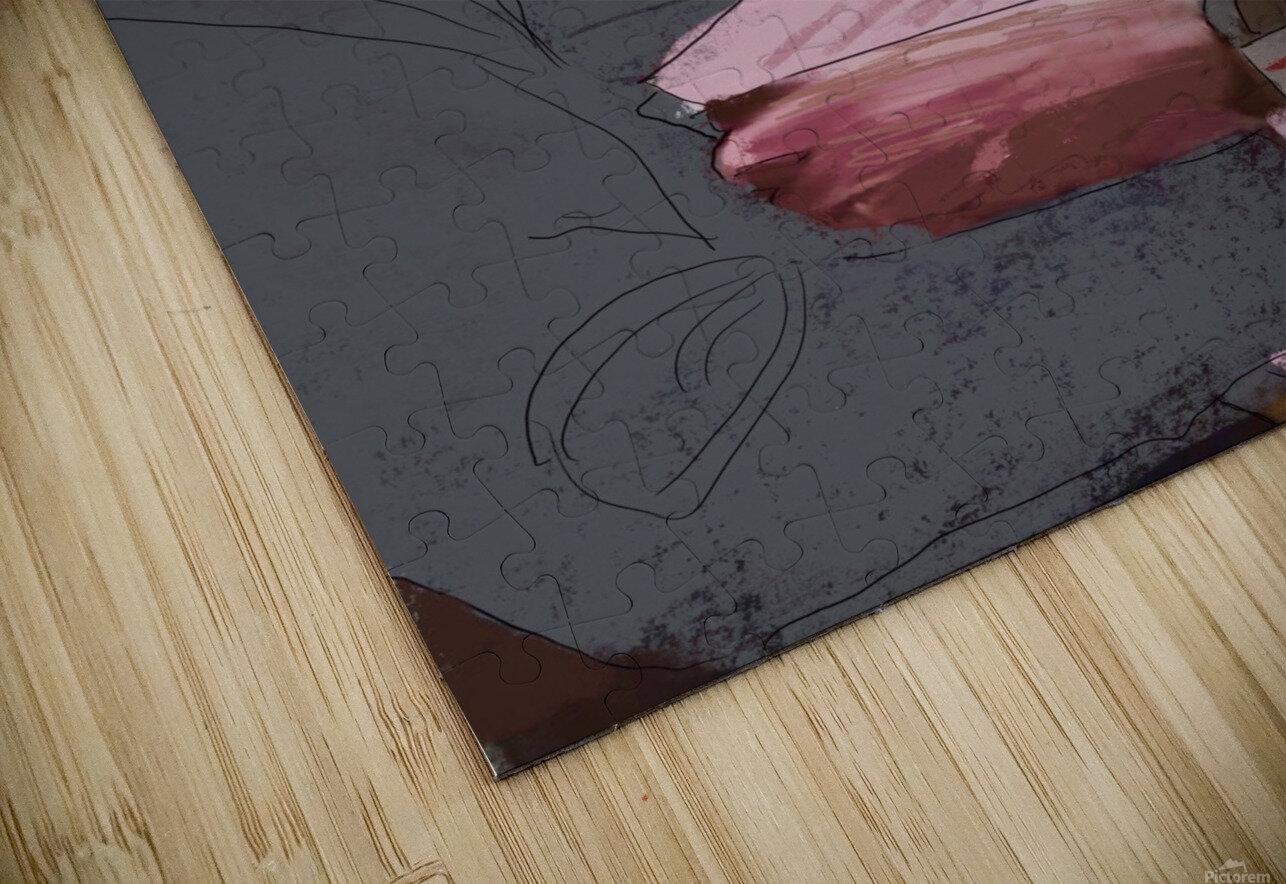 Town Meeting Joel HD Sublimation Metal print