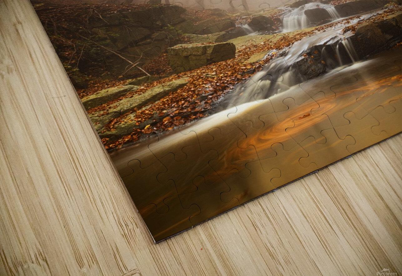 Mistyc mist HD Sublimation Metal print