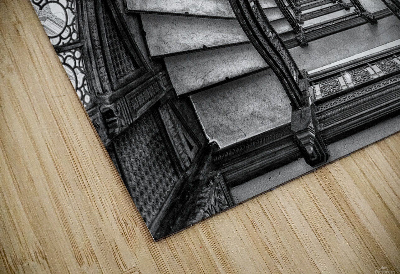 The Rookery HD Sublimation Metal print
