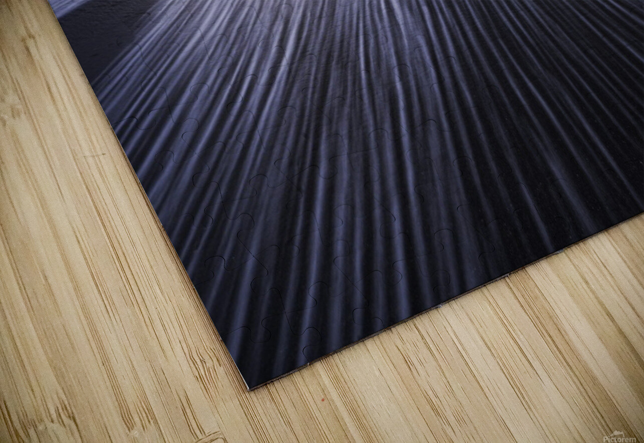 Blue Diamond HD Sublimation Metal print