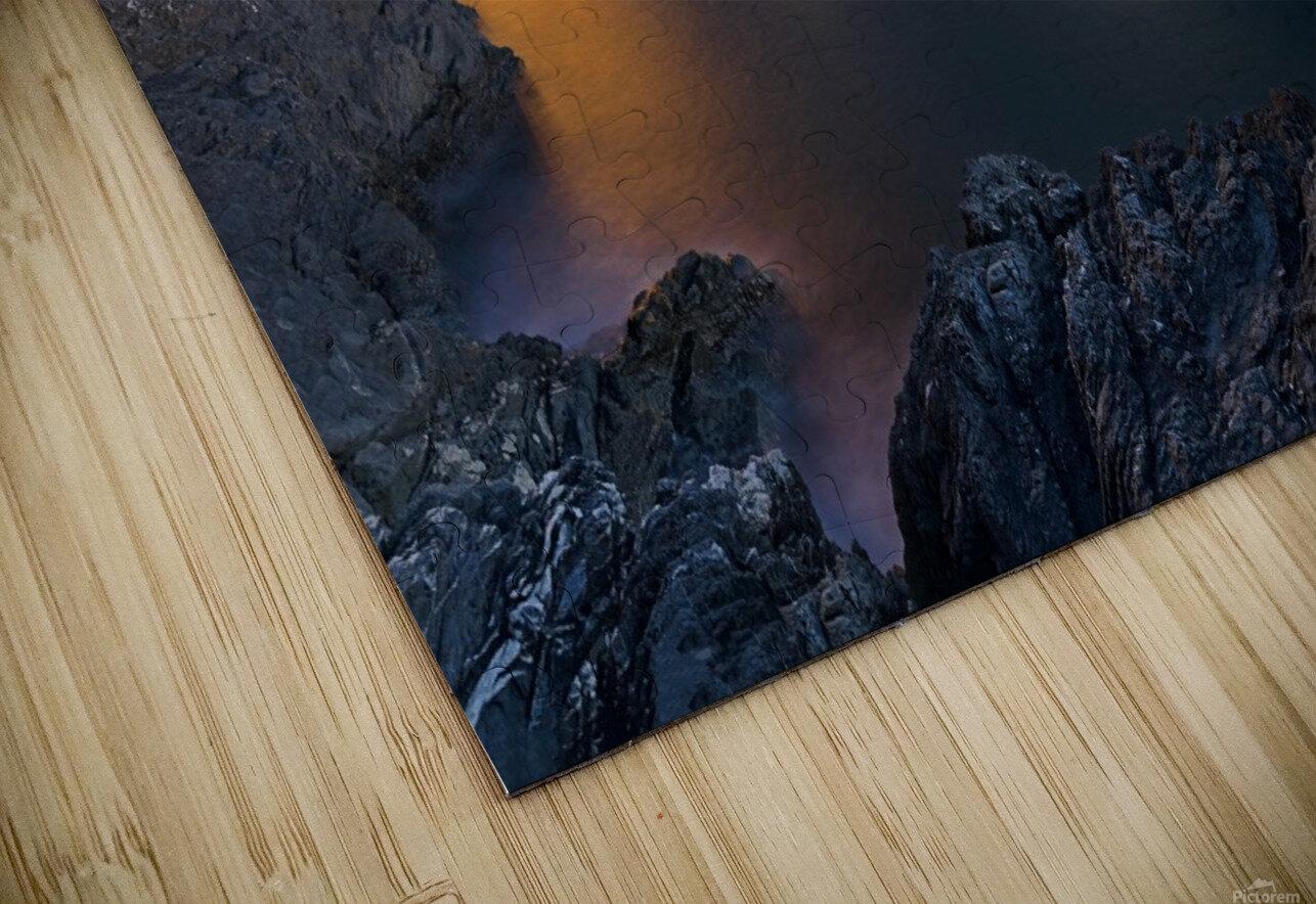 Manarola Lifestyle HD Sublimation Metal print