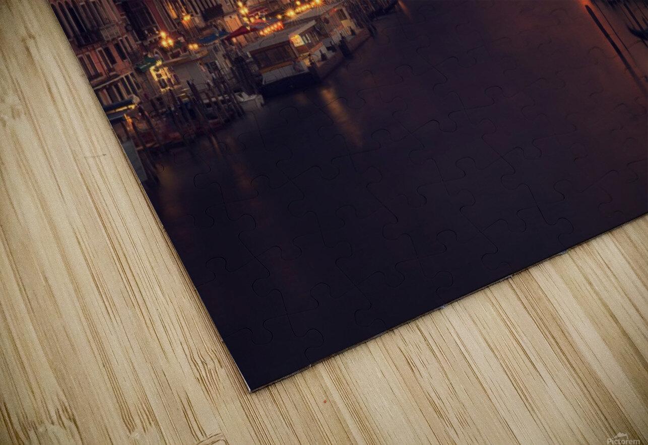 Gran canal HD Sublimation Metal print