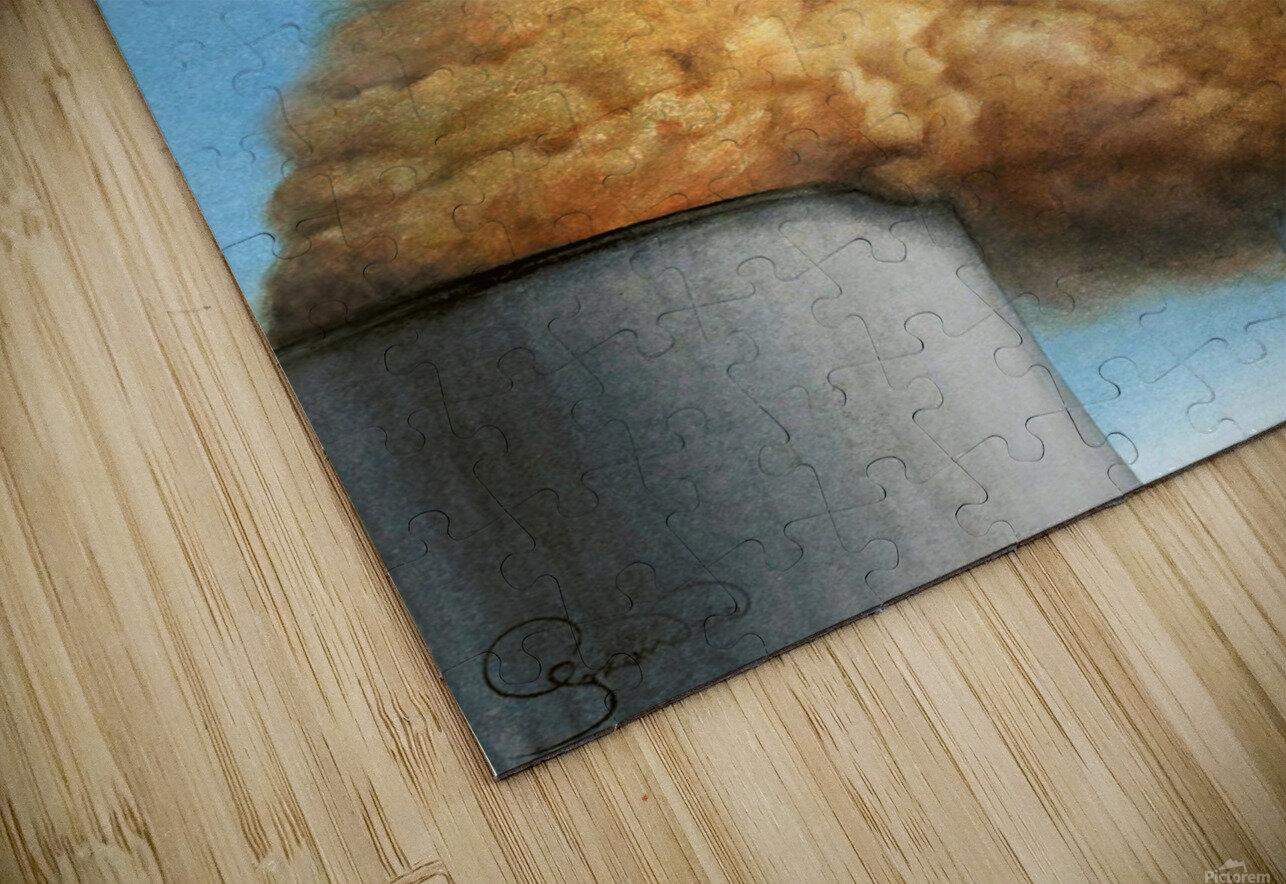 14 Krzysztof Grzondziel HD Sublimation Metal print