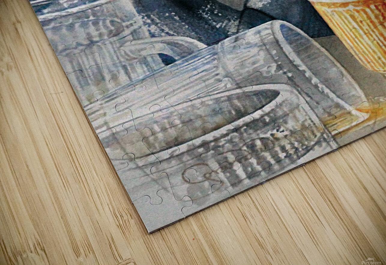 15 Krzysztof Grzondziel HD Sublimation Metal print