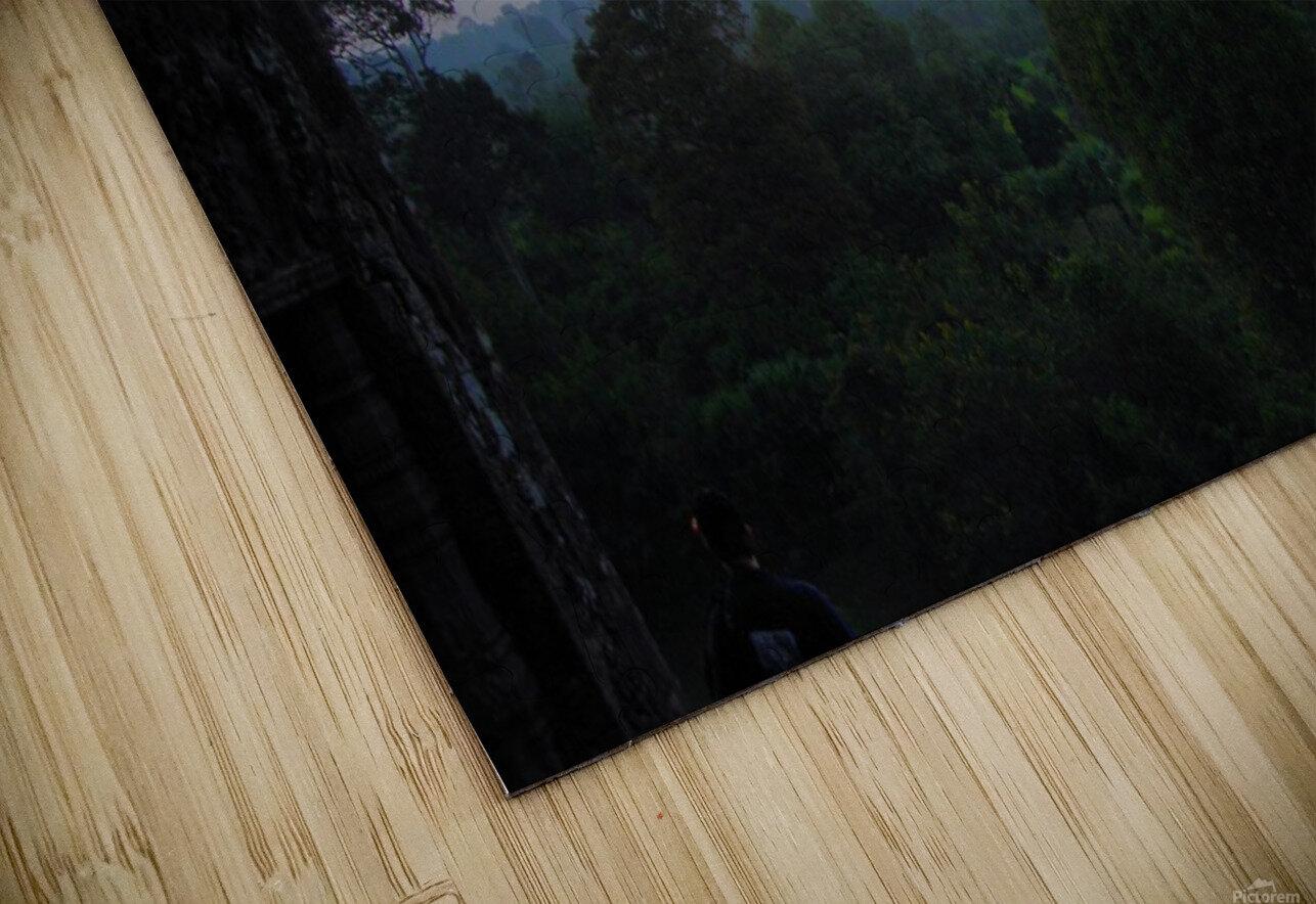 Sunset43 HD Sublimation Metal print