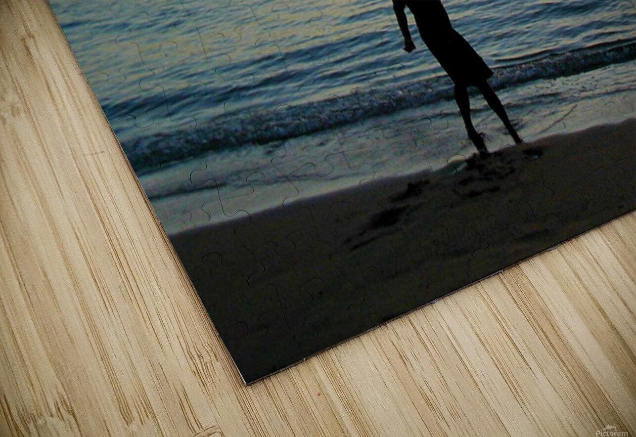 Sunset30 HD Sublimation Metal print