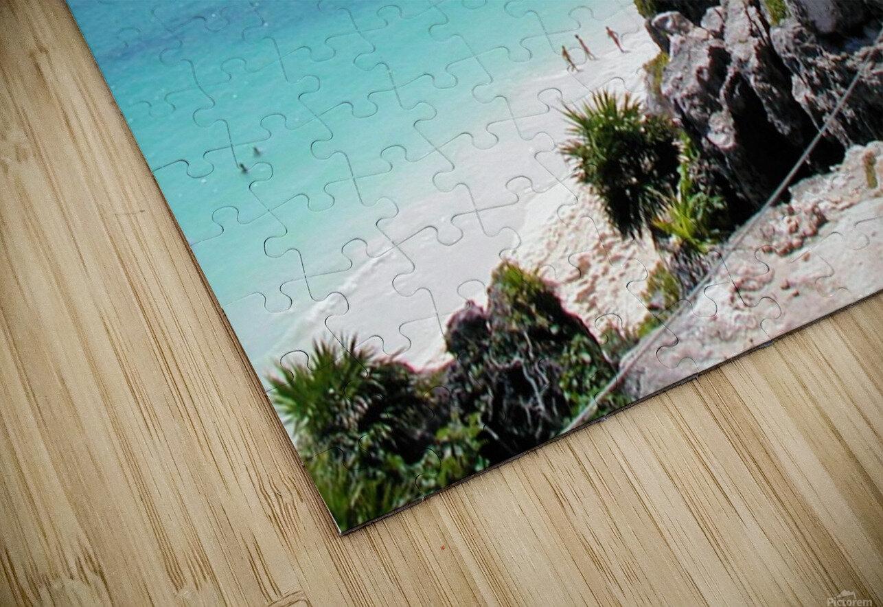 Tropical10 HD Sublimation Metal print