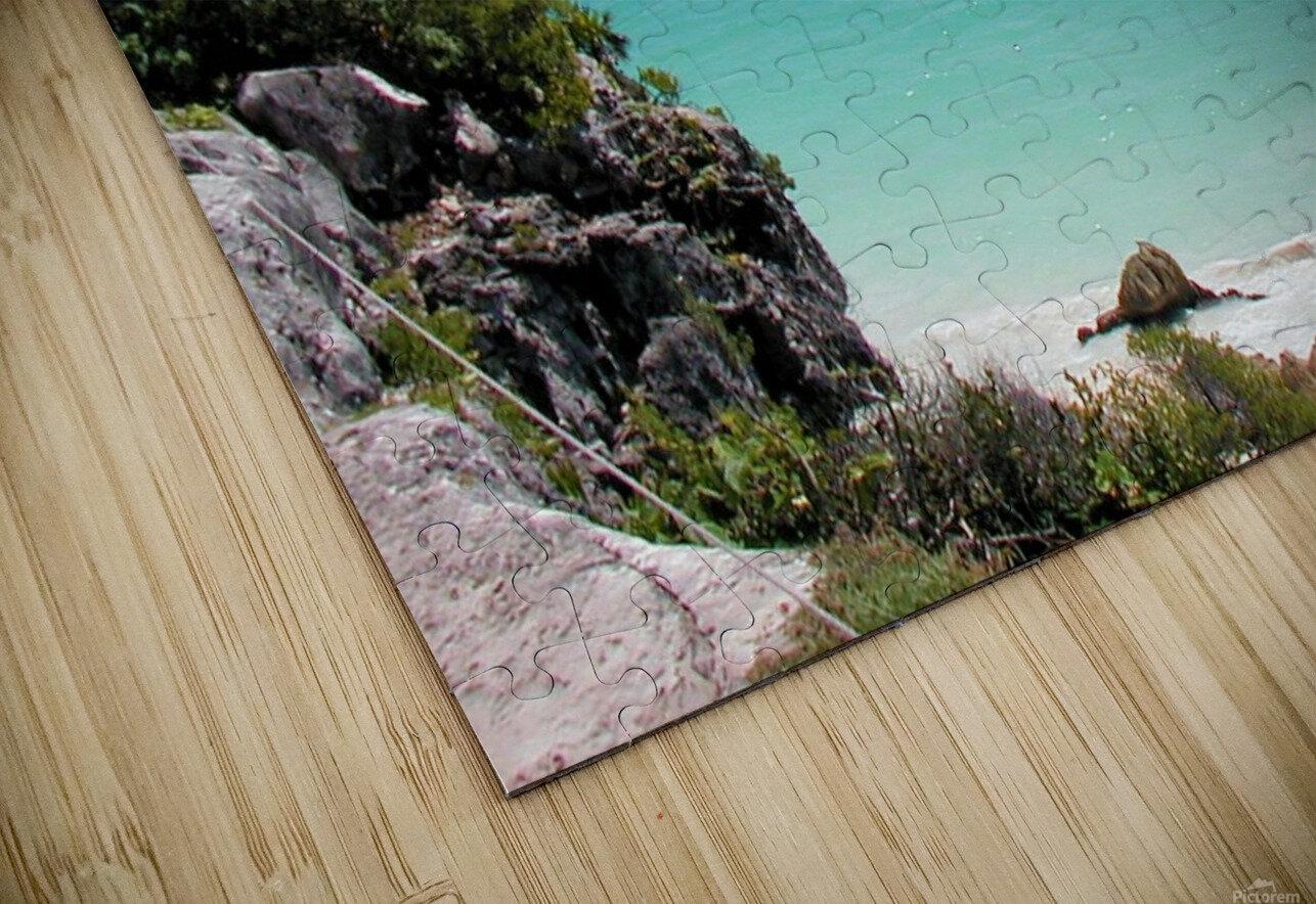 Tropical8 HD Sublimation Metal print