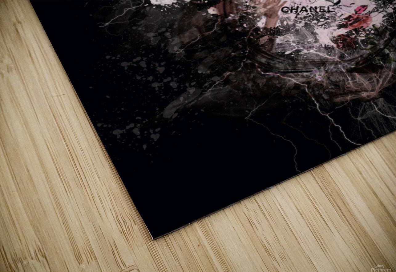 I Love Chanel N°388 HD Sublimation Metal print