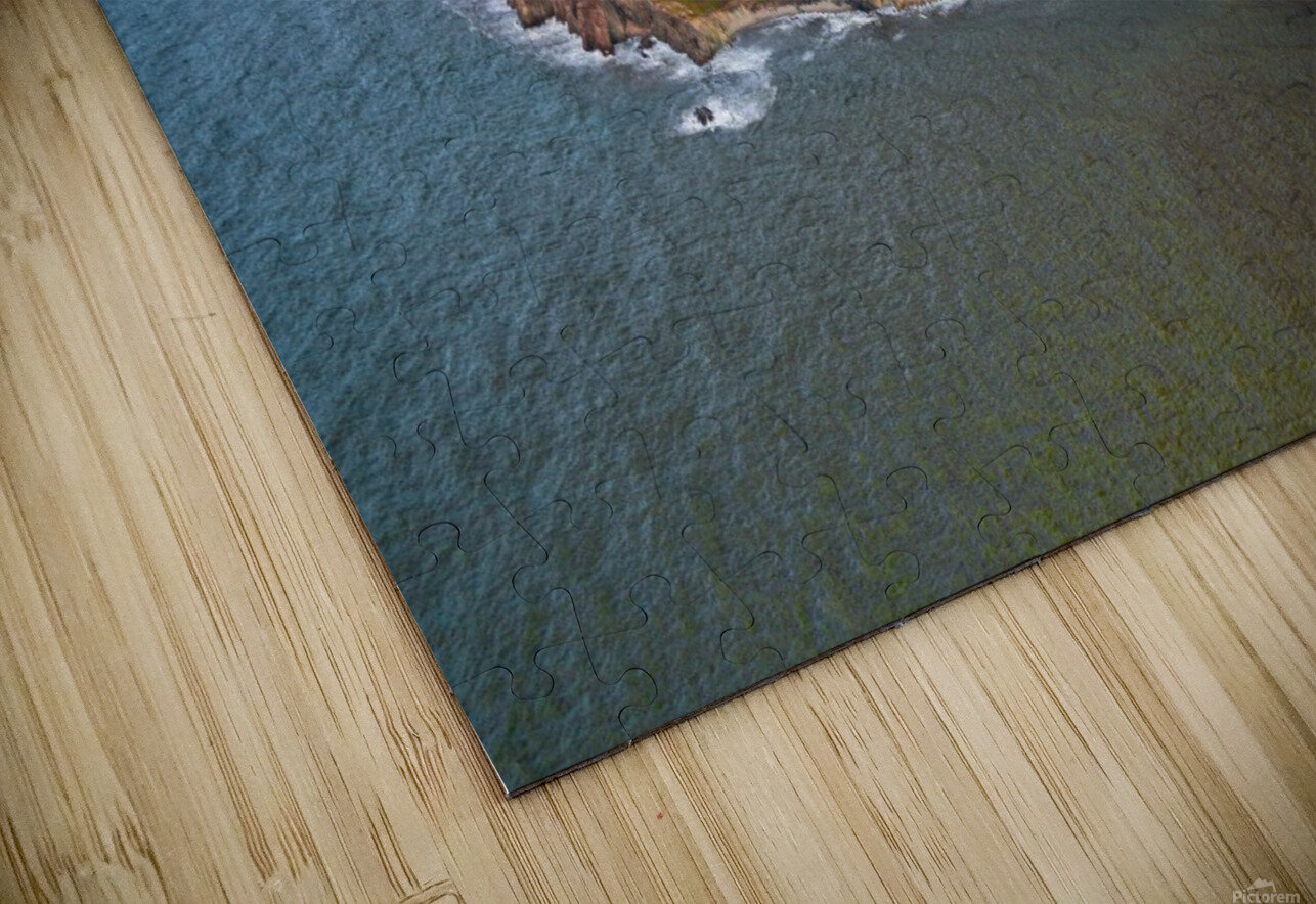 Cabot Trail HD Sublimation Metal print