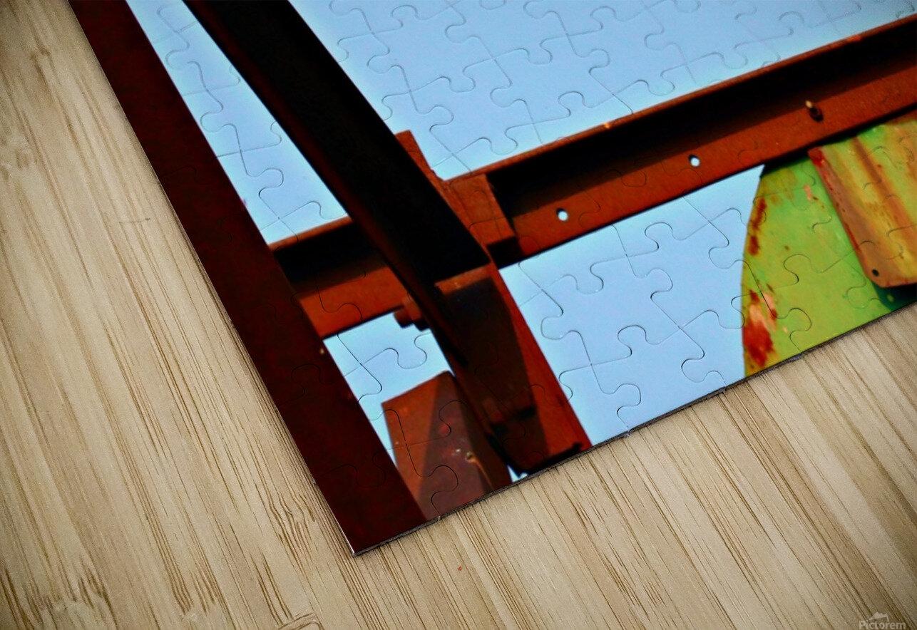 Balancing HD Sublimation Metal print