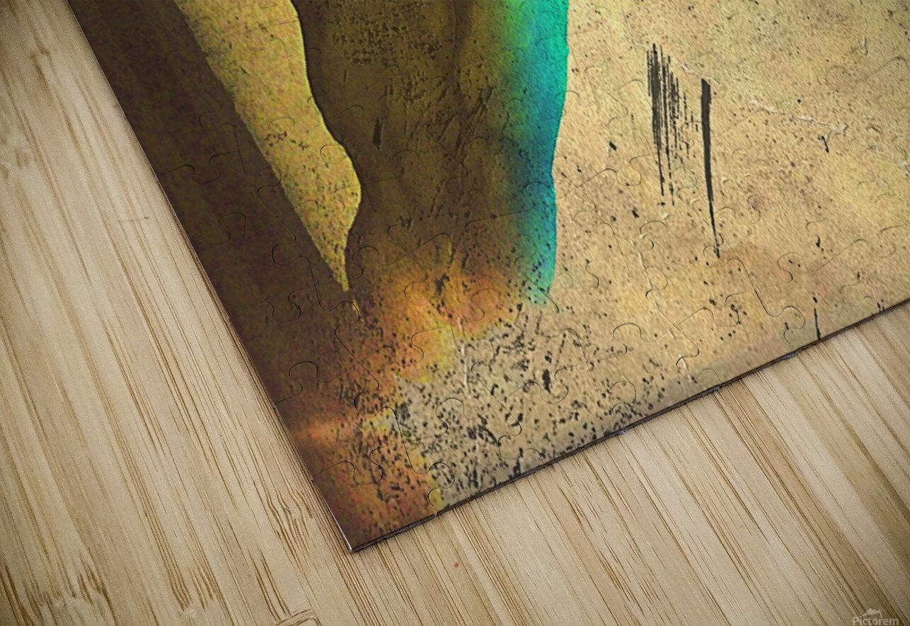 Edward Burne Jones retouched 2 HD Sublimation Metal print