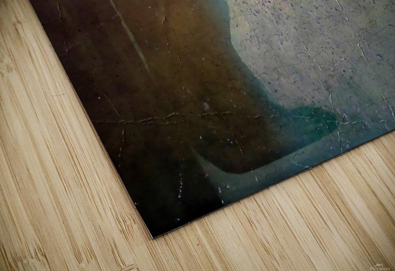 Edward Burne Jones retouched 3 HD Sublimation Metal print