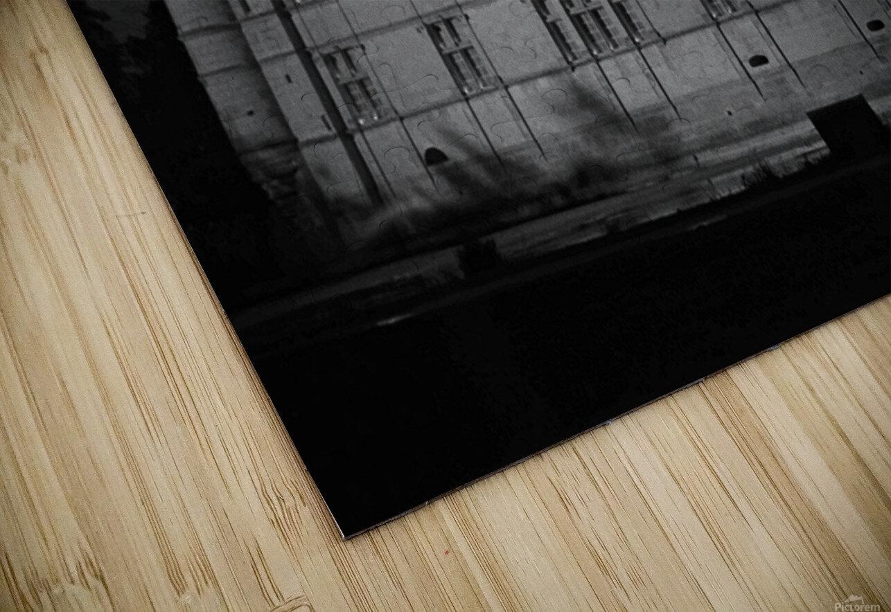 Azay le Rideau   Châteaux de la Loire  HD Sublimation Metal print
