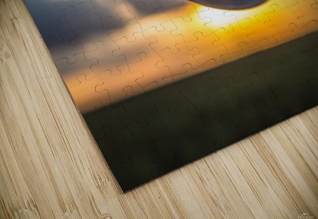 Lens Ball3 HD Sublimation Metal print