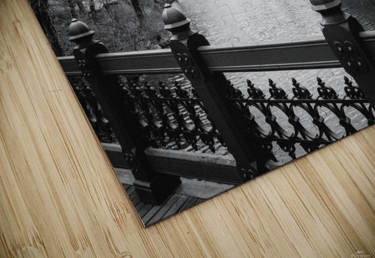 Central Park HD Sublimation Metal print