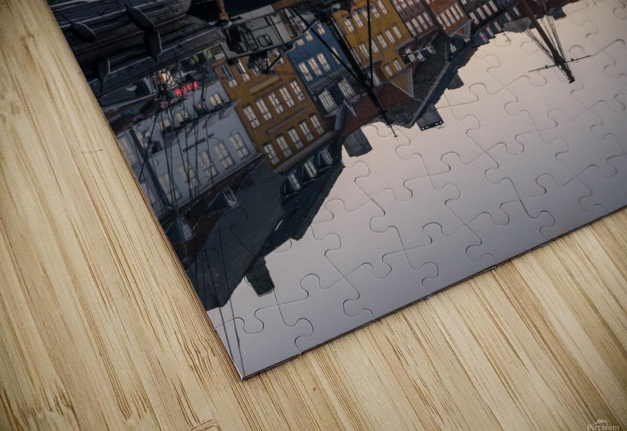 COPENHAGEN 02 HD Sublimation Metal print