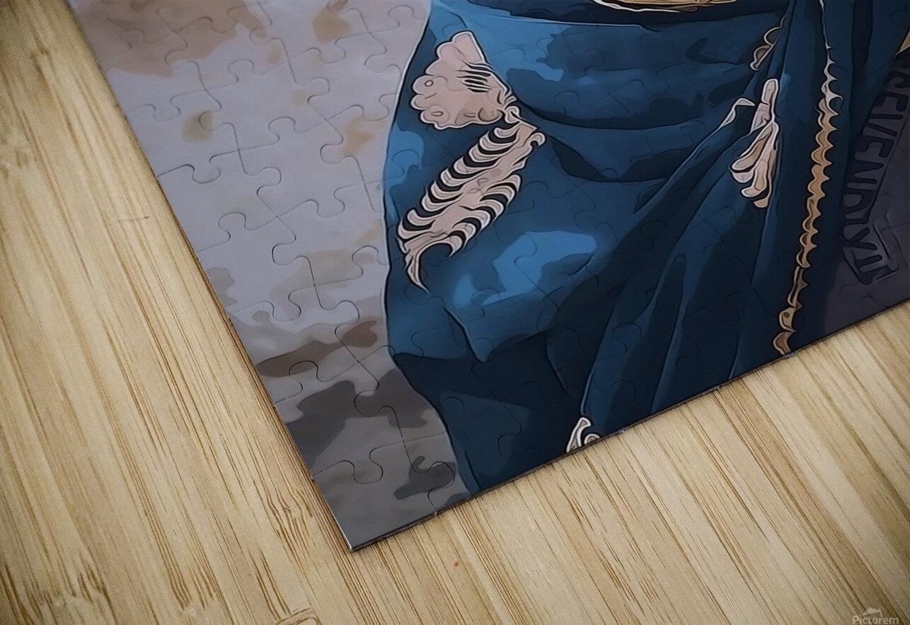 Ethiopian women HD Sublimation Metal print