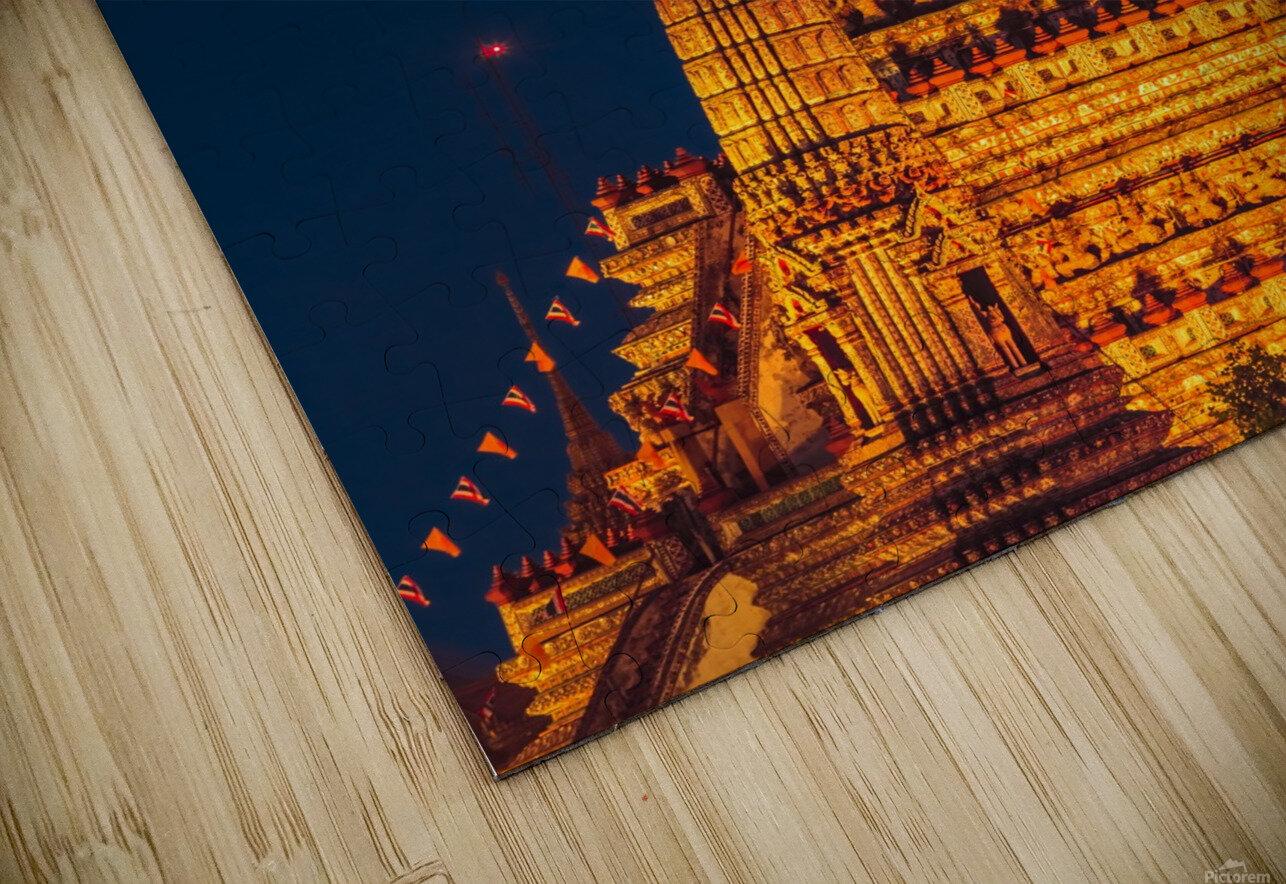 BANGKOK 04 HD Sublimation Metal print