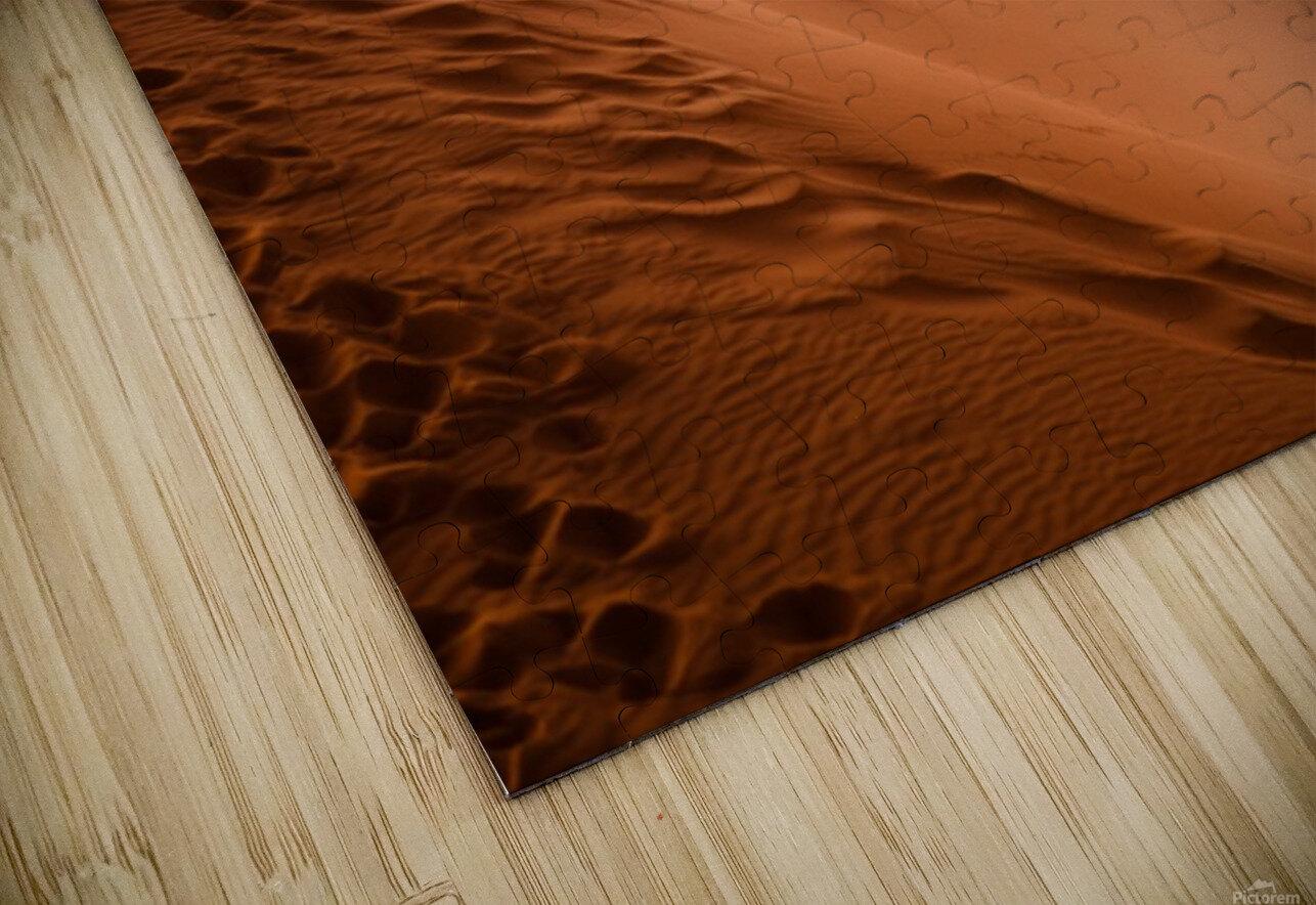 desert, morocco, sand dune, dry, landscape, dunes, sahara, gobi desert, HD Sublimation Metal print