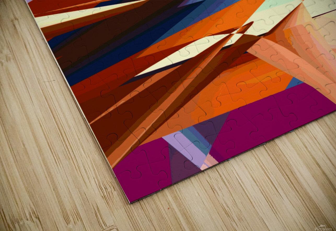 sunrise 19d1019 HD Sublimation Metal print