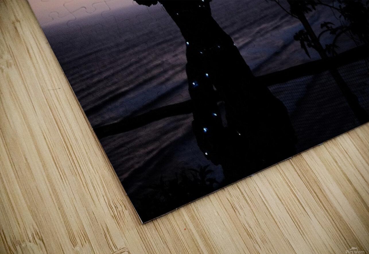 Lanterne de Lima HD Sublimation Metal print