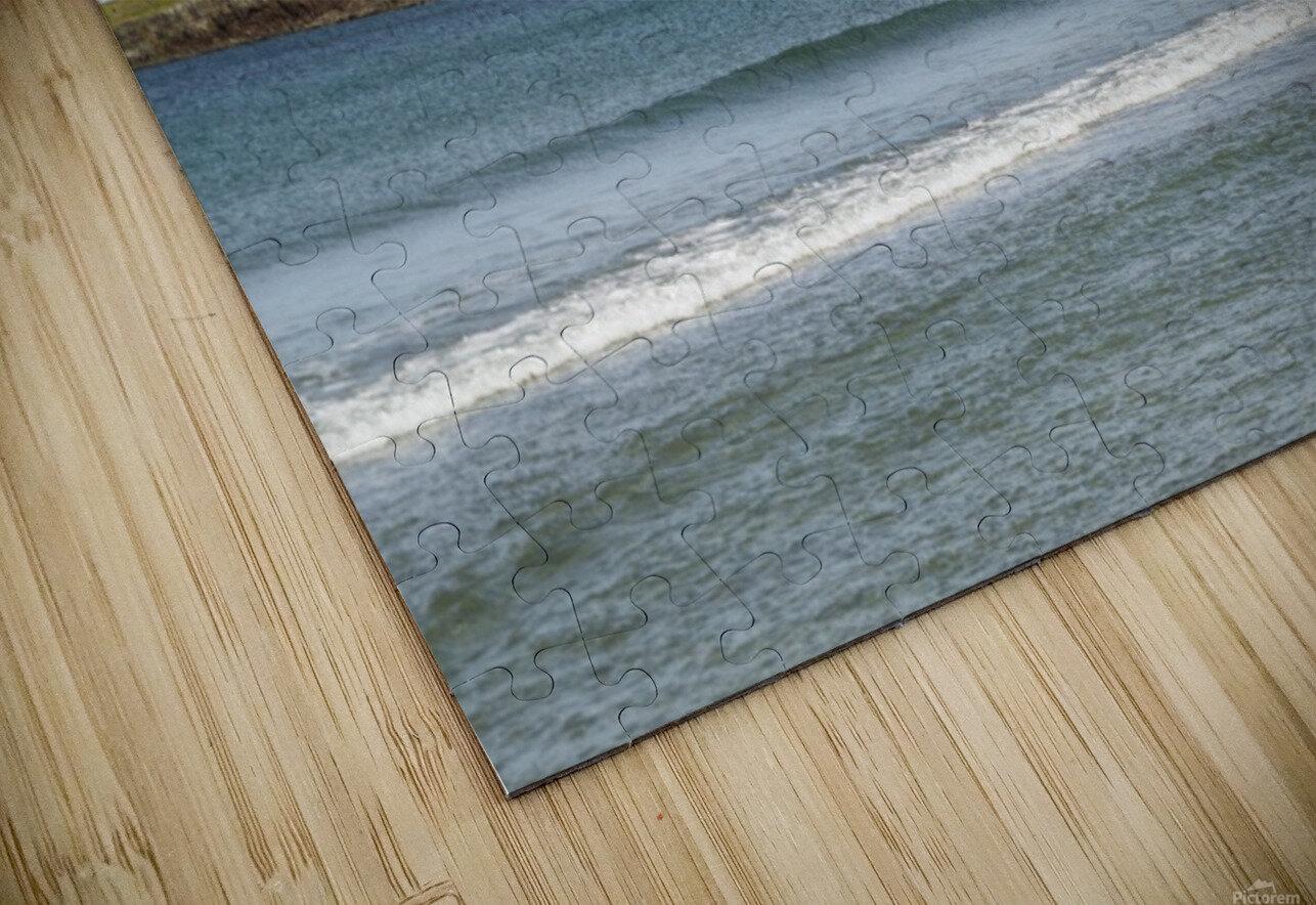 Elliston Newfoundland Coastline 15 HD Sublimation Metal print